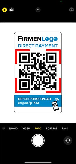 Charge direct Scan